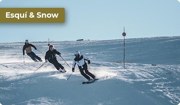 Escuela de Esquí y Snow en Sierra Nevada