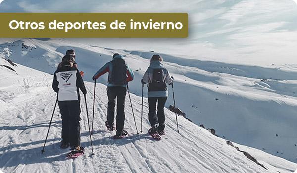 Deportes de invierno en Sierra Nevada
